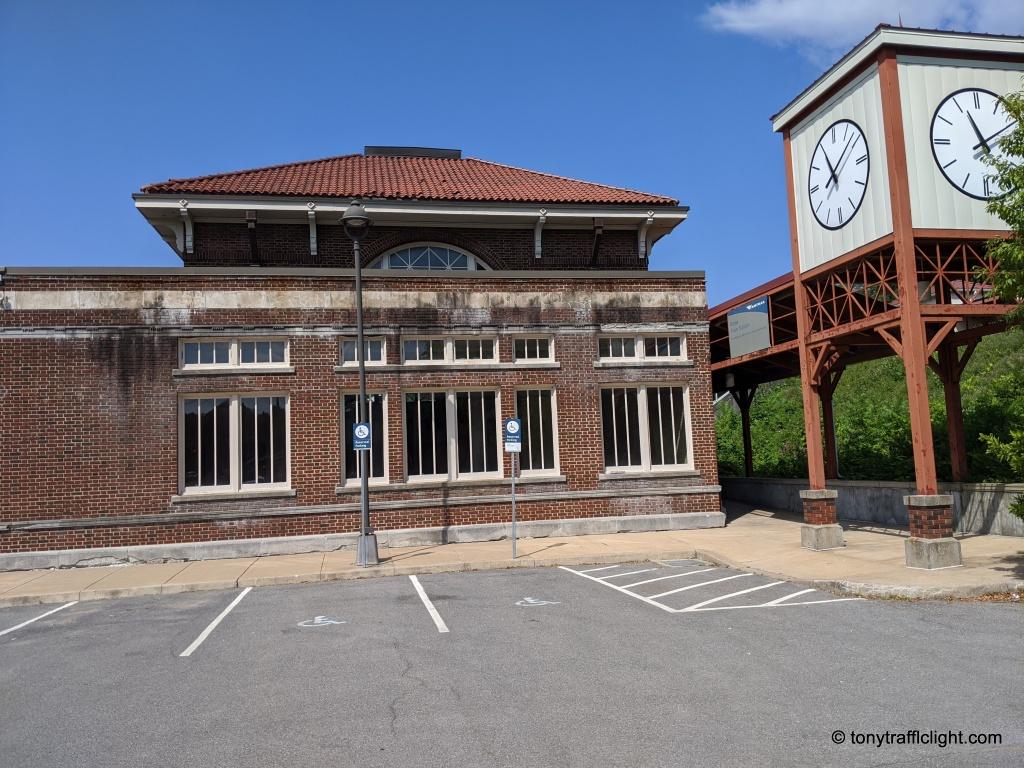 City of Rome Amtrak Train Station