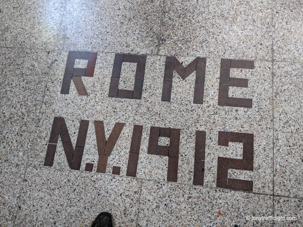 City of Rome Train Station