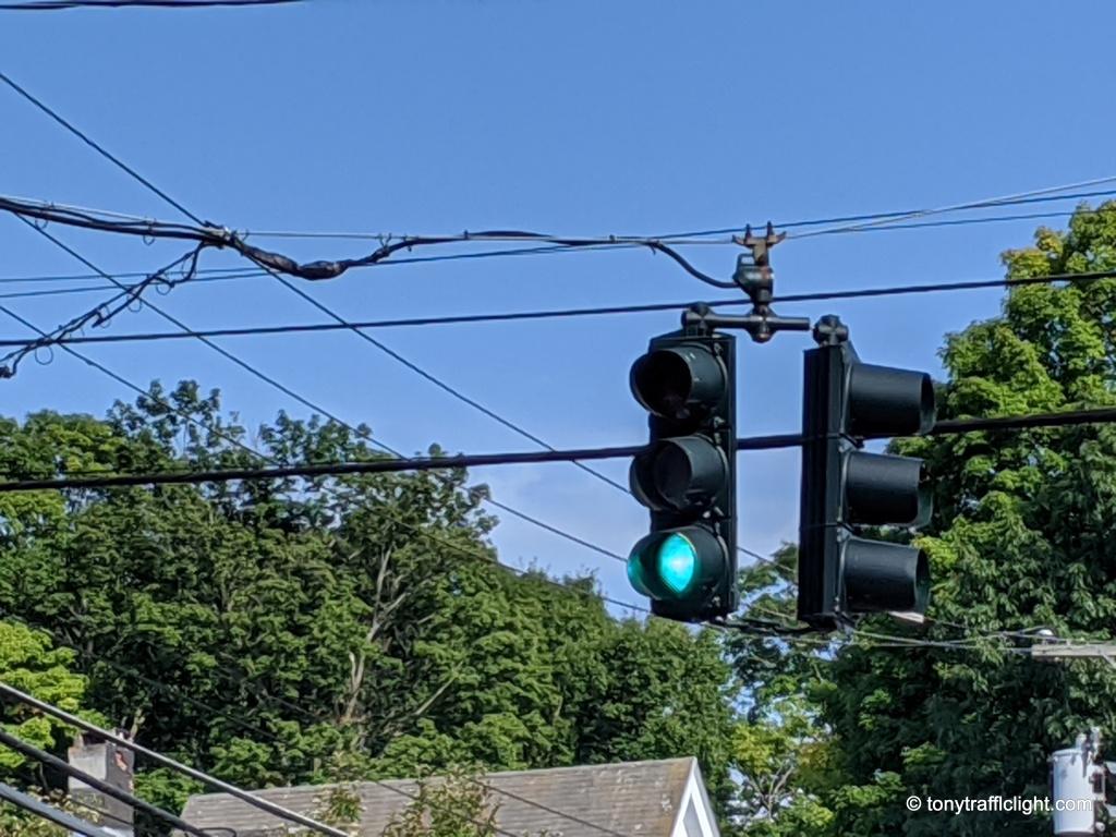 Crouse Hinds Art Deco 2 Way Signal